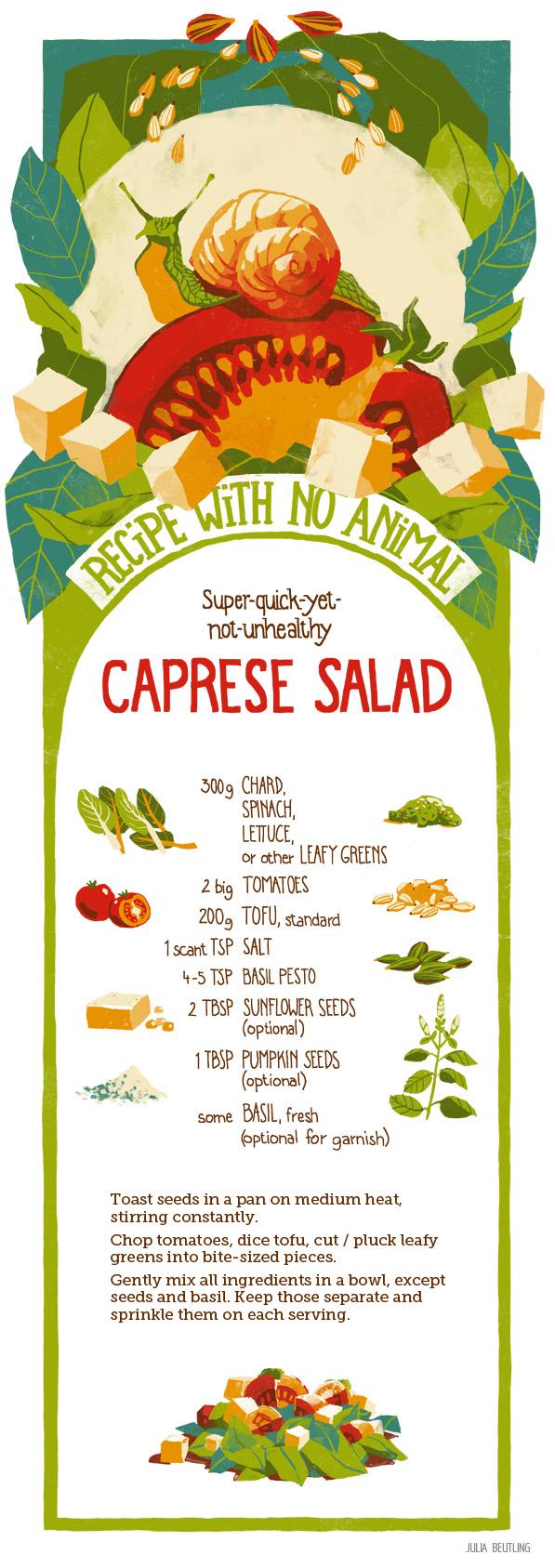 WEB rezept 6 EN caprese salad julia beutling