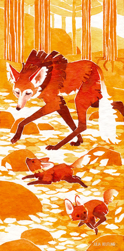 WEB-Tiny-Inklings-4c-Maned-wolf-autumn-julia-beutling