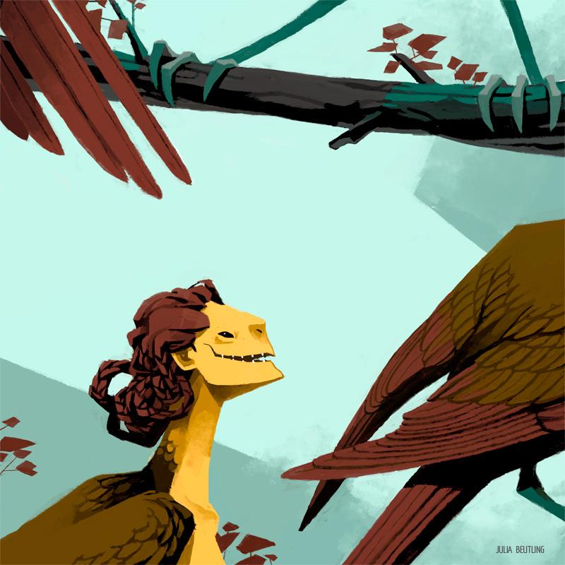 WEB-Monstrous-Families---Harpies-Detail3-julia-beutling